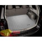 Коврик багажника WeatherTech Subaru Forester 2008-, Серый - резиновые
