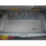 Коврик багажника WeatherTech Toyota Sienna 2011-, Серый - резиновые