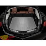 Коврик багажника WeatherTech Acura ZDX 2009-, Серый - резиновые