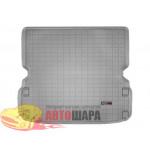 Коврик багажника WeatherTech Infiniti JX 2012-, Серый - резиновые