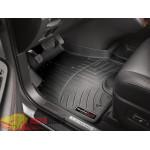 Коврики салона WeatherTech Lexus RX 330, 350 2003-2008, Черные - резиновые