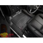Коврики салона WeatherTech Cadillac Escalade 2007-, Черные - резиновые