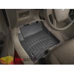 Коврики салона WeatherTech Dodge Caliber 2007-, Черные - резиновые