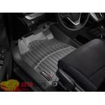 Коврики салона WeatherTech Honda CR-V 2013-, Черные - резиновые