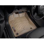 Коврики в салон Audi Q5 2009-... Бежевые передние 452301 WeatherTech