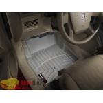 Коврики салона WeatherTech Dodge Caliber 2007-, Серые - резиновые