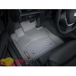 Коврики салона WeatherTech BMW X6 (E71) 2008-, Серые - резиновые