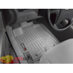 Коврики салона WeatherTech Toyota Highlander 2008- 2011-, Серые - резиновые