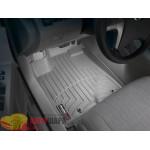 Коврики салона WeatherTech Toyota Highlander 2008- 2011- Hibrid, Серые - резиновые