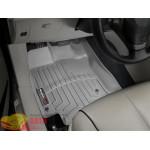 Коврики салона WeatherTech Toyota Venza 2008-, Серые до 2012 - резиновые