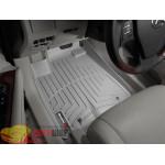 Коврики салона WeatherTech Lexus RX-270, 350, 450h 2009-, Серые - резиновые