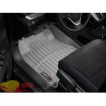 Коврики салона WeatherTech Honda CR-V 2013-, Серые - резиновые