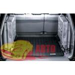 Коврик багажника WeatherTech Lexus LX470, Черный для авто с откидным сиденьем - резиновые