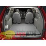 Коврик багажника Toyota Rav4 2013-, Серый - резиновые WeatherTech