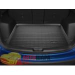 Коврик багажника WeatherTech Mazda CX-5 2012-, Черный - резиновые