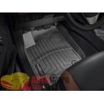Коврики салона Toyota Rav4 2013-, Черные - резиновые WeatherTech