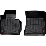 Коврики в салон BMW X3 2010- Черные передние 443311 WeatherTech