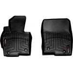 Ковры салона Mazda CX5 2012- с бортиком, передние, черные - Weathertech