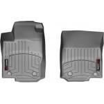 Коврики в салон Mercedes-Benz ML166 2012-... Серые передние 464011 WeatherTech