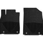 Ковры салона Lexus ES 2013-, передние, черные - Weathertech