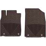 Ковры салона Lexus ES 2013- передние, какао - Weathertech