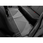 Ковры салона Toyota Sienna 2010-, серые, задние, 7-8 мест, 3 ряд - Weathertech