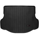 Коврик багажника Toyota Rav4 2013-, Черный - резиновые WeatherTech