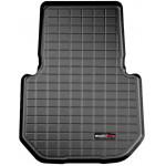 Коврик в багажник Tesla Model S 12-2015 Черный 40683 WeatherTech