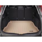 Коврик багажника WeatherTech Honda CR-V 2007-2012, Бежевый - резиновые