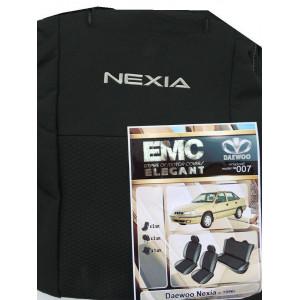 Чехлы сиденья DAEWOO NEXIA с 1994 го фирмы Элегант - модель Classic