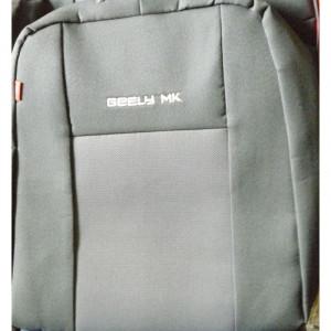Чехлы для Geely MK кроссовер 2012-> (шт.)- Автоткань - Союз Авто
