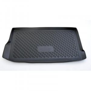 Коврик в багажник Daewoo Matiz хетчбек (06-) резиновые Norplast