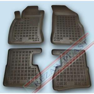 Коврики OPEL Combo C 5/7 seats 2011- в салон резиновые - RezawPlast