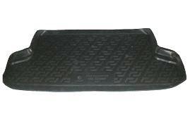 Коврик в багажник УАЗ 3163 Патриот - (пластиковый) Лада Локер