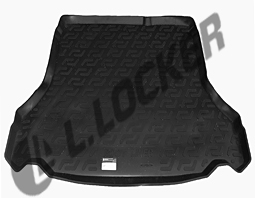 Коврик багажника Dewoo Lanos седан (96-) - LADA LOCKER