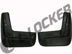 Брызговики MG 550 седан (08-) /передн. - LADA LOCKER