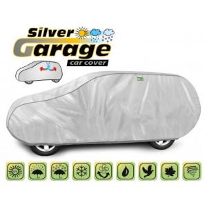 """Чохол-тент для автомобіля """"Silver Garage"""" (металізований матеріал) XL SUV/Off Road"""