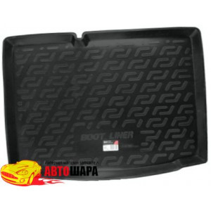 Коврик багажника Skoda Fabia 3 (15-) - твердый LADA LOCKER