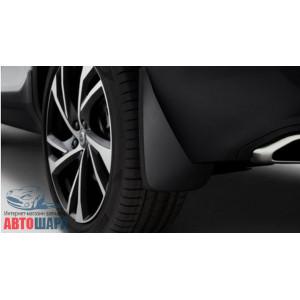 брызговики  Volvo XC40 2017- задние, кт. 2 шт - оригинал