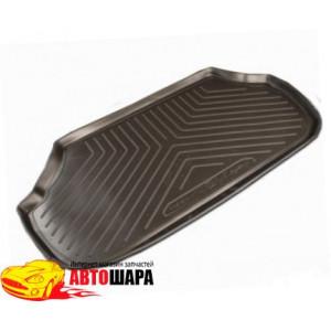 Коврик в багажник Audi 100 (90-94) твердый Norplast