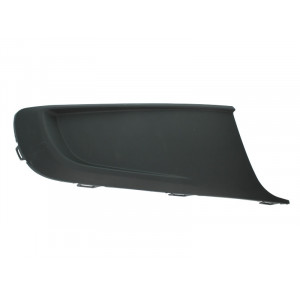 решетка в бампер Volkswagen Caddy/Touran 10-15 правая без отв. п/тум. - AVTM