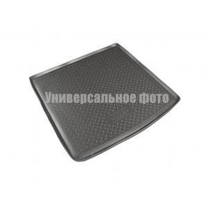 Ковер багажника Kia Rio (DC) HB (00-05) - твердый NorPlast