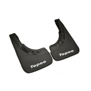 Брызговики Peugeot Partner Tepee 08- (задние кт-2шт) - AVTM