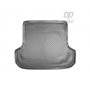Коврик в багажник Mitsubishi Pajero Sport (98-) твердый - Norplast