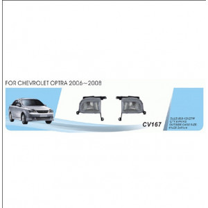 Фары доп.модельн Chevrolet Lacetti (2006-11) - AVTM