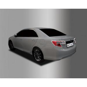 Toyota Camry 2012- Накладки на стопы 2шт - Clover