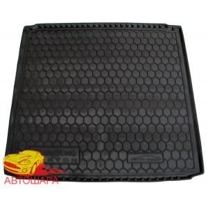 Ковер в багажник SSANG YONG Rexton с 2012- резиновый Avto-Gumm