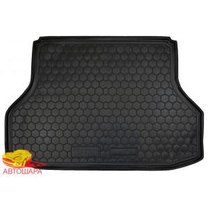 Ковер в багажник CHEVROLET Lacetti (седан) - резиновый Avto-Gumm