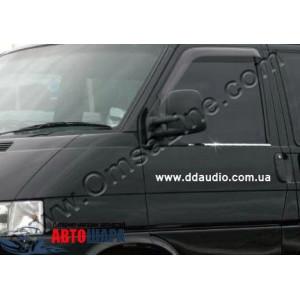 VW T4 1990-2003 Молдинги стекол 2шт - Carmos