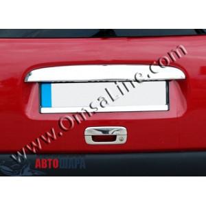 Peugeot Partner 1996-2008 Накладка на заднюю ручку - Carmos